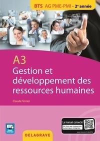 Claude Terrier - A3 gestion et développement des RH - BTS AG PME-PMI élève.