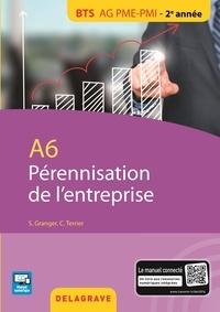 Claude Terrier - A6 pérennisation entreprise - BTS AG PME-PMI élève.