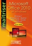 Claude Terrier - Office 2010 et Windows - Windows 7, Windows Live-Skydrive, Word, Excel, Access, PowerPoint.
