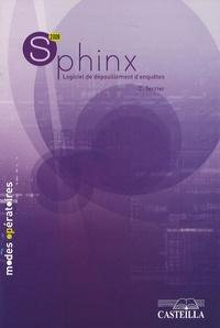 Claude Terrier - Sphinx - Logiciel de dépouillement d'enquêtes.