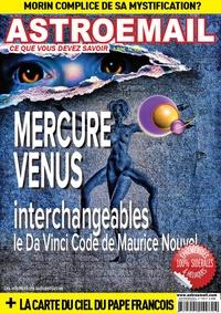 Claude Thébault - Astroemail 135 - les informations indispensables.