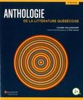 Claude Vaillancourt - Anthologie de la littérature québécoise.