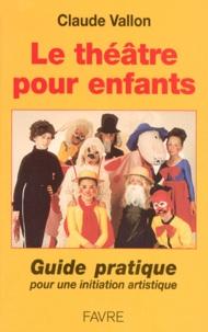 Openwetlab.it LE THEATRE POUR ENFANTS. Guide pratique Image