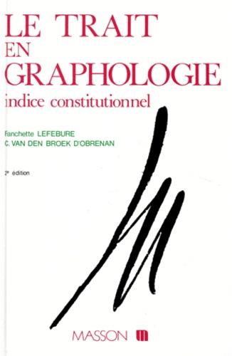 Claude Van den Broek d'Obrenan et Fanchette Lefebure - .
