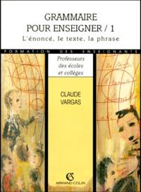 Claude Vargas - .