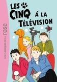 Claude Voilier et Enid Blyton - Le Club des Cinq Tome 25 : A la télévision.