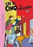 Claude Voilier - Le Club des Cinq Tome 37 : Les Cinq en croisière.