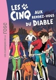 Claude Voilier - Les Cinq Tome 42 : Les cinq aux rendez-vous du diable.