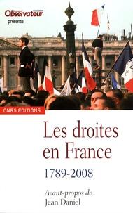 Claude Weill - Les droites en France - 1789-2008.