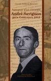 Claude-Youenn Roussel - Autopsie d'un écrivain : André Savignon - Prix Goncourt 1912.