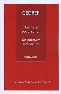Claude Zaidman - Genre et socialisation - Un parcours intellectuel.
