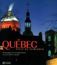 Histoiresdenlire.be Québec, ville de lumières Image