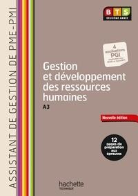 Claudette Champagne et Catherine Davesne - Gestion et développement des ressources humaines (A3) BTS Assistant de Gestion de PME-PMI 2e année.