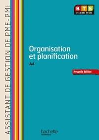 Deedr.fr Organisation et planification A4 BTS 1e année - BTS assistant de gestion PME-PMI Image