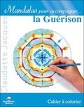Claudette Jacques - La guérison - Cahier à colorier.
