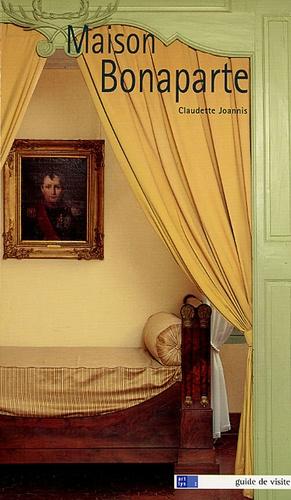 Claudette Joannis - Maison Bonaparte à Ajaccio.