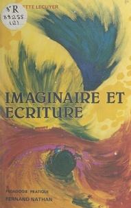 Claudette Lécuyer et Georges Jean - Imaginaire et écriture.