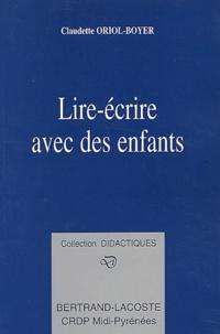Claudette Oriol-Boyer - .