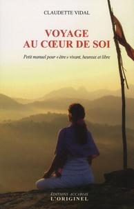 Histoiresdenlire.be Voyage au coeur de soi - Petit manuel pour
