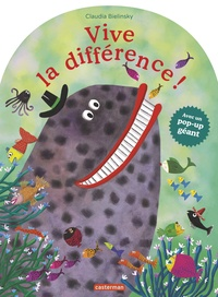 Claudia Bielinsky - Vive la différence !.