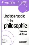 Claudia de Oliveira Gomes - L'indispensable de la philosophie - Thèmes - Auteurs.