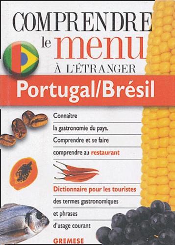 Claudia Fernandes - Portugal/Brésil - Pour comprendre et se faire comprendre au restaurant.