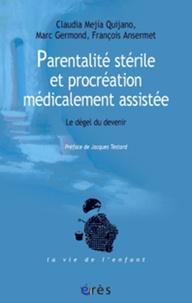 Parentalité stérile et procréation médicalement assistée - Le dégel du devenir.pdf