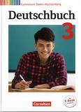Claudia Mutter et Andrea Wagener - Deutschbuch 3 - Gymnasium Baden-Württemberg.