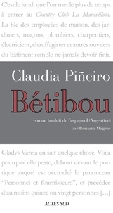 Claudia Pineiro - Bétibou.