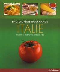 Histoiresdenlire.be Italie - Encyclopédie gourmande : recettes, terroirs, spécialités Image