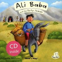 Claudia Venturini - Ali Baba and the Forty Thieves. 1 CD audio