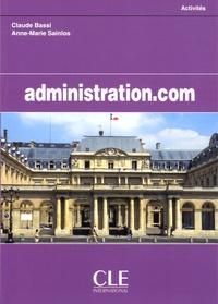 Claudie Bassi et Anne-Marie Sainlos - Administration.com.