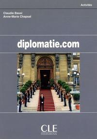 Claudie Bassi et Anne-Marie Chapsal - Diplomatie.com.