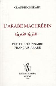 Larabe maghrébin - Petit dictionnaire français-arabe.pdf