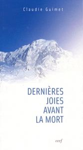 Histoiresdenlire.be Dernières joies avant la mort Image