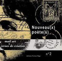 Claudie Lenzi - Nouveau(x) poète(s) - N° 2, Mail art & revues de création, Rencontres Germain Nouveau 2003, Pourrières, 27 & 28 septembre 2003.