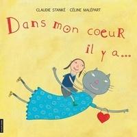Claudie Stanké - Dans mon coeur, il y a....