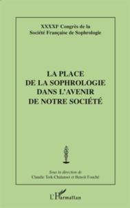 Claudie Terk-Chalanset et Benoît Fouché - La place de la sophrologie dans l'avenir de notre société - 41e Congrès de la Société Française de Sophrologie.