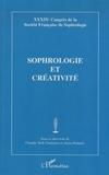 Claudie Terk-Chalanset et Alain Donnars - Sophrologie et créativité - XXXIXe Congrès de la Société française de sophrologie.