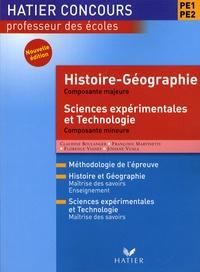 Lemememonde.fr Histoire et Géographie, composante majeure, sciences expérimentales et technologie, composante mineure Image