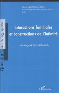 Intéractions familiales et constructions de lintimité - Hommage à Jean Kellerhalls.pdf