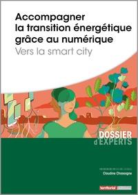 Histoiresdenlire.be Accompagner la transition énergétique grâce au numérique - Vers la smart city Image