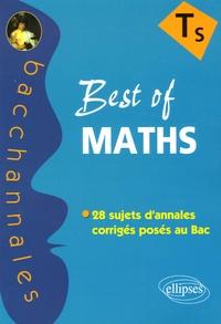 Claudine Cherruau et Guilhemine Gottis - Best of Mathématiques Tle S - Enseignement obligatoire et de spécialité.