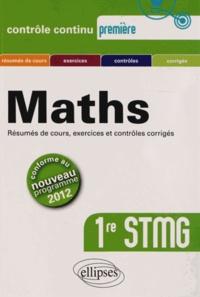 Claudine Cherruau - Maths 1e STMG.