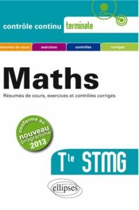 Claudine Cherruau - Maths Tle STMG.