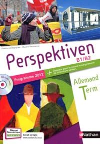 Téléchargeur de livres pour mac Allemand Tle Perspektiven B1/B2  - Programme 2012