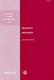 Claudine Engel-Tiercelin - Agrégation Philosophie - Concours interne.