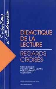 Claudine Garcia-Debanc - .
