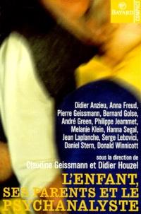 Lenfant, ses parents et le psychanalyste.pdf