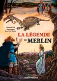 Claudine Glot et Jean-Noël Rochut - La légende de Merlin.